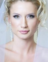 Свадебный макияж для блондинок – тенденции 2012 года