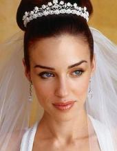 Свадебный макияж для кареглазых брюнеток