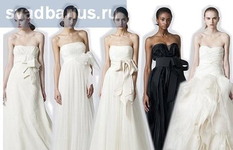 свадебные платья известных модельеров (10 фото)| Модные